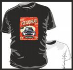 KOOLART PETROLHEAD SPEED SHOP LANCIA DELTA INTEGRALE Childrens kids Youth t-shirt